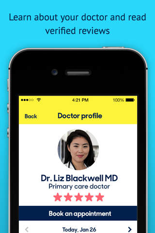 Zocdoc: Find & Book Doctors screenshot 4