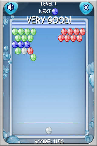 Bubble Shooter Colormatch Game screenshot 3
