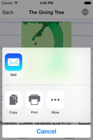BookScanner App screenshot 3