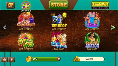 Screenshot 3 Казино лава — игровые аппараты и автоматы бесплатно
