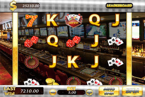 A Slotto Paradise Gambler Slots Game - FREE Slots Machine Game screenshot 1