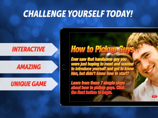 How to Get Guys iPad Screenshot 1