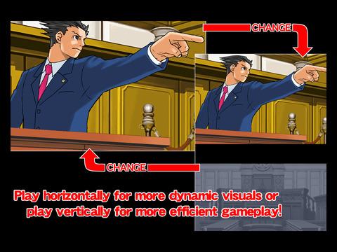【精品移植】王牌律师:逆转裁判HD