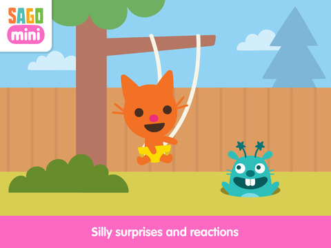 Sago Mini Babies Screenshots