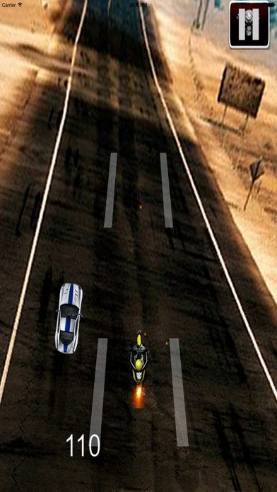 A Super Xtreme Motocross Pro - Awesome Bike Simulator Racing Game Screenshot