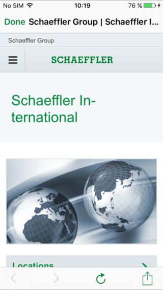Schaeffler The Technical Pocket Guide (STT) iPhone Screenshot 2