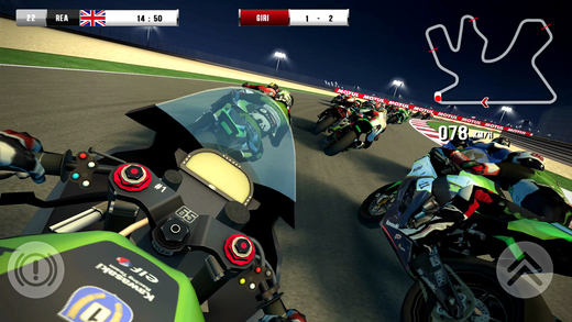 SBK16 - Official Mobile Game Screenshot