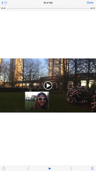 Photonu - triple cam live: front, back & wifi peer Screenshots