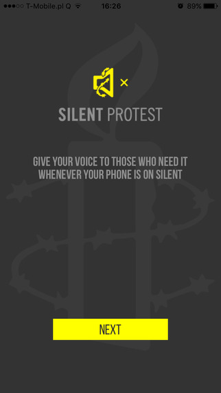 Silent Protest-0