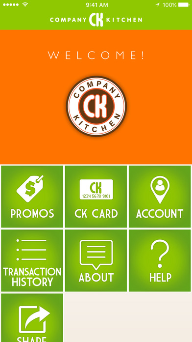 Company Kitchen On The App Store