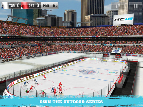 Matt Duchene's Hockey Classic Screenshots