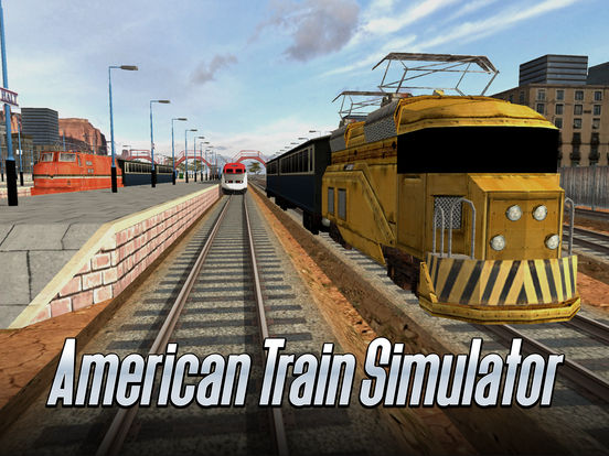 USA Railway Train Simulator 3D Full Screenshots