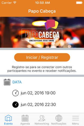 Papo Cabeça screenshot 1