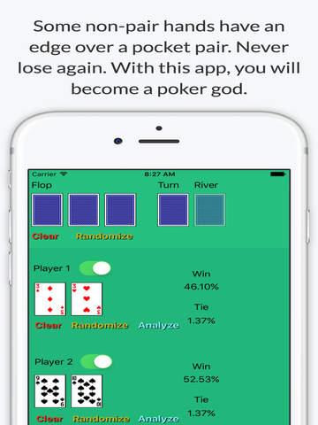 poker probability app