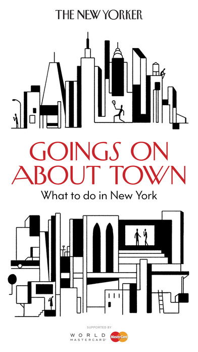 Goings On: The New Yorker on the App Store
