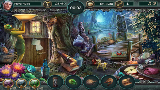 The Magical Relics-Hidden Object Game Screenshot