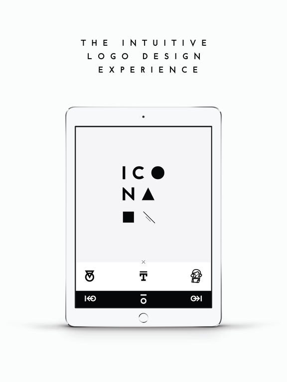 ICONA - Logo Designer Screenshots