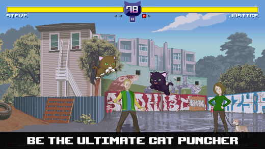 Cat Puncher Screenshot