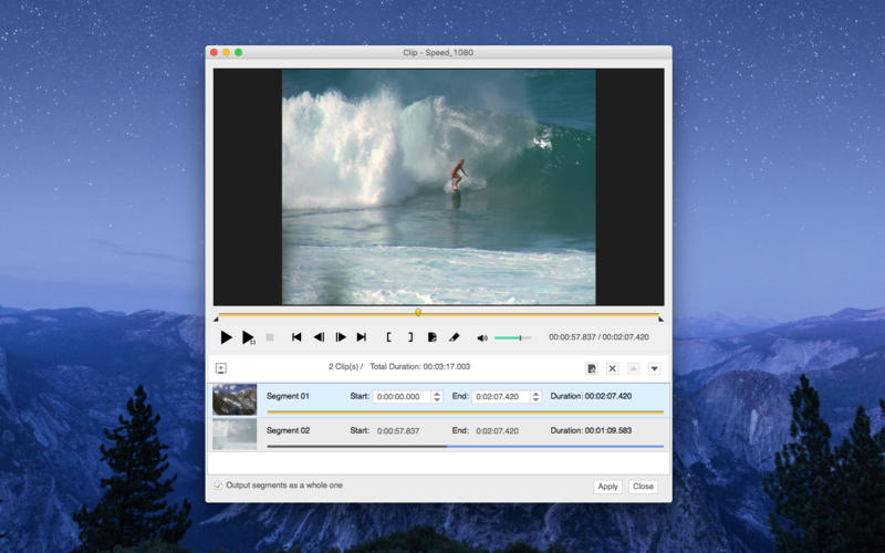 Xilisoft Video Converter Ultimate 6 Screenshots