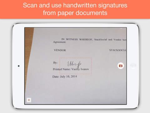 PDF Forms Screenshots