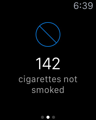 I Don't Smoke — enjoy the quitting! Screenshots
