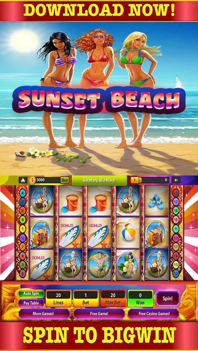 free ipad slot games