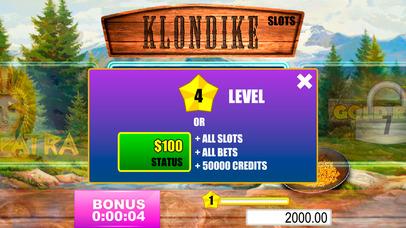 Screenshot 5 Клондайк Слоты  — игровые автоматы бесплатно