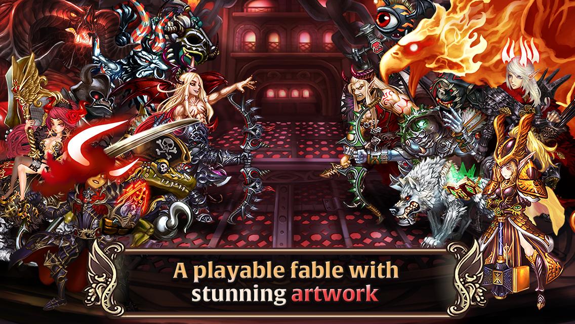 Dragon Blaze (by GAMEVIL) - Touch Arcade