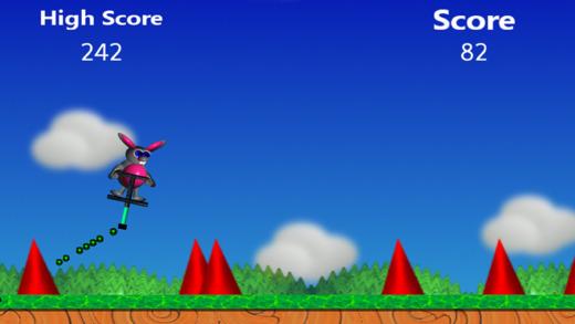 Pogo Pogo World Free Screenshot