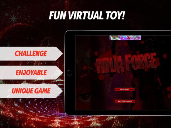 Ninja Force Free iPad Screenshot 1