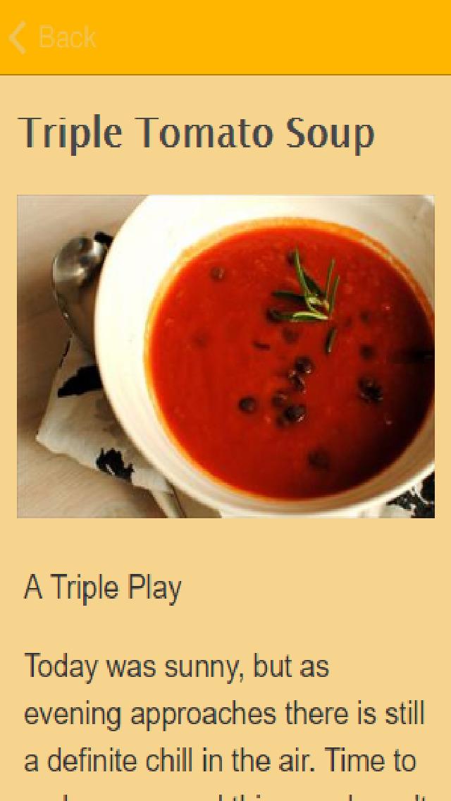 app shopper how to make tomato soup food drink. Black Bedroom Furniture Sets. Home Design Ideas