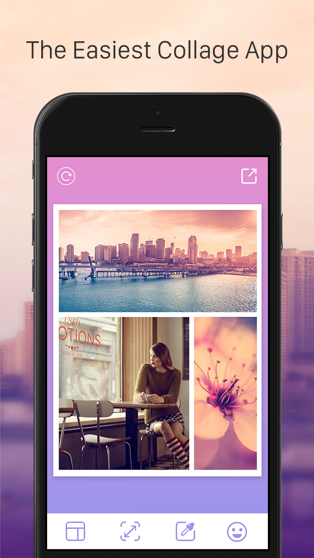 Pic Jointer – Picture Collage, Camera Effects plus Photo Editor