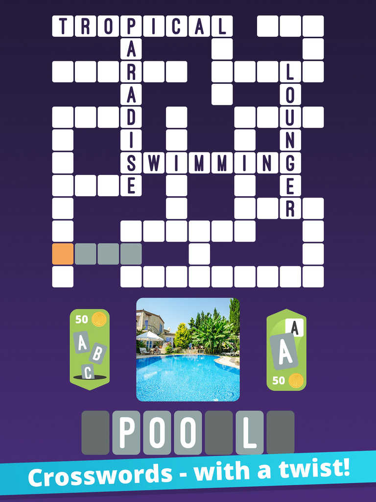 World of celebrity crossword clue