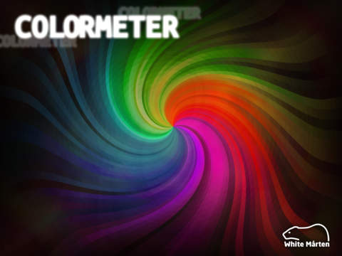 ColorMeter RGB Hex Color Picker and Colorimeter Screenshots