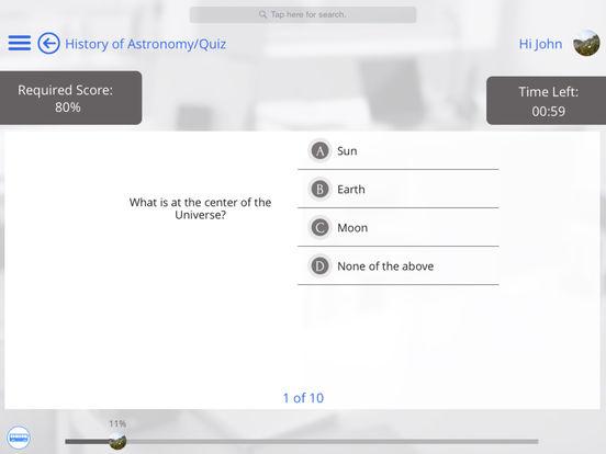 Astronomy for iPad iPad Screenshot 3