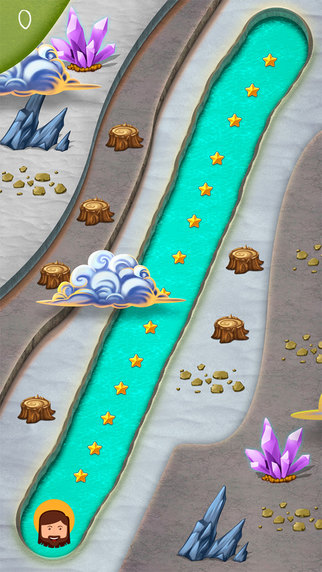 The Holy Jesus Path Walked - Children's Christian Bible Game for Kids Screenshots