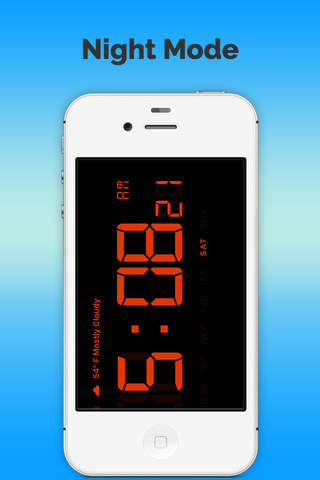 Time Clock-Weather Forecast Free screen
