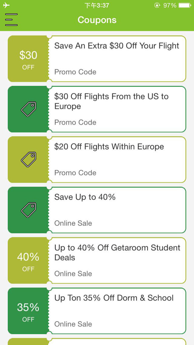 Student universe coupon code 2018