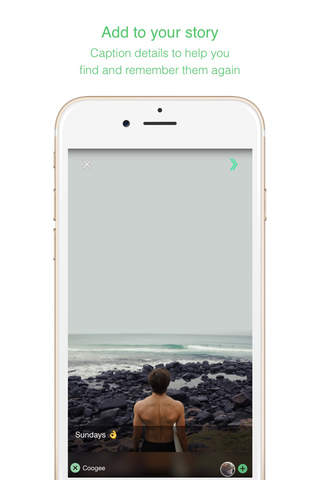 Trieval - Automatic Organiser For Your Important Photos screenshot