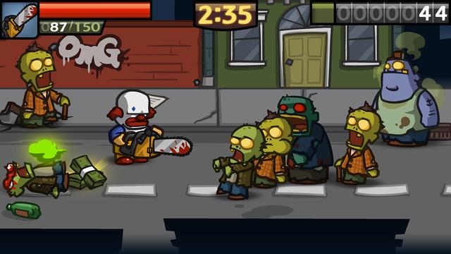 Zombieville USA 2 Screenshots