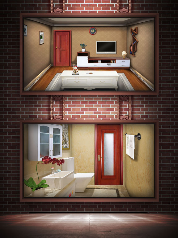 Скачать игру Escape Room:100 Rooms 8 (Murder Mystery house, Doors, and Floors games)