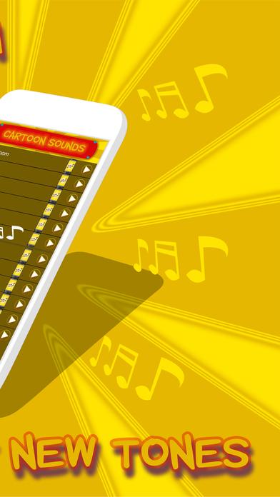 Мультфильм Звуковые Эффекты И Шумы – Лучший Бесплатная Бдительный Мелодии Для iPhone Скриншоты3