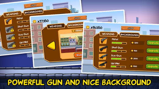 Run like Troll - Stickman fighter Screenshot