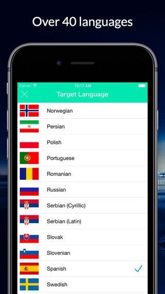 Voice Translator Pro : Instantly convert your speech to text. Translate English, Spanish & 40+ languages Screenshots
