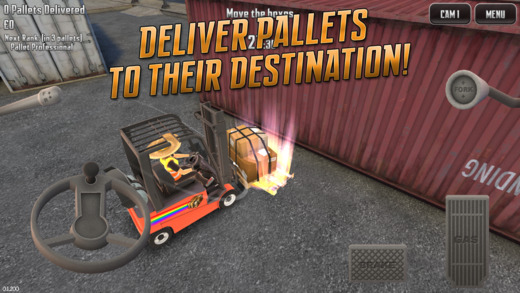 Extreme Forklifting 2 Screenshot