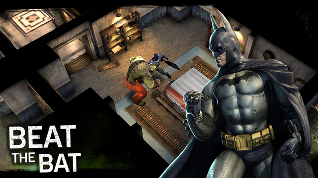 Batman: Arkham Underworld Screenshots