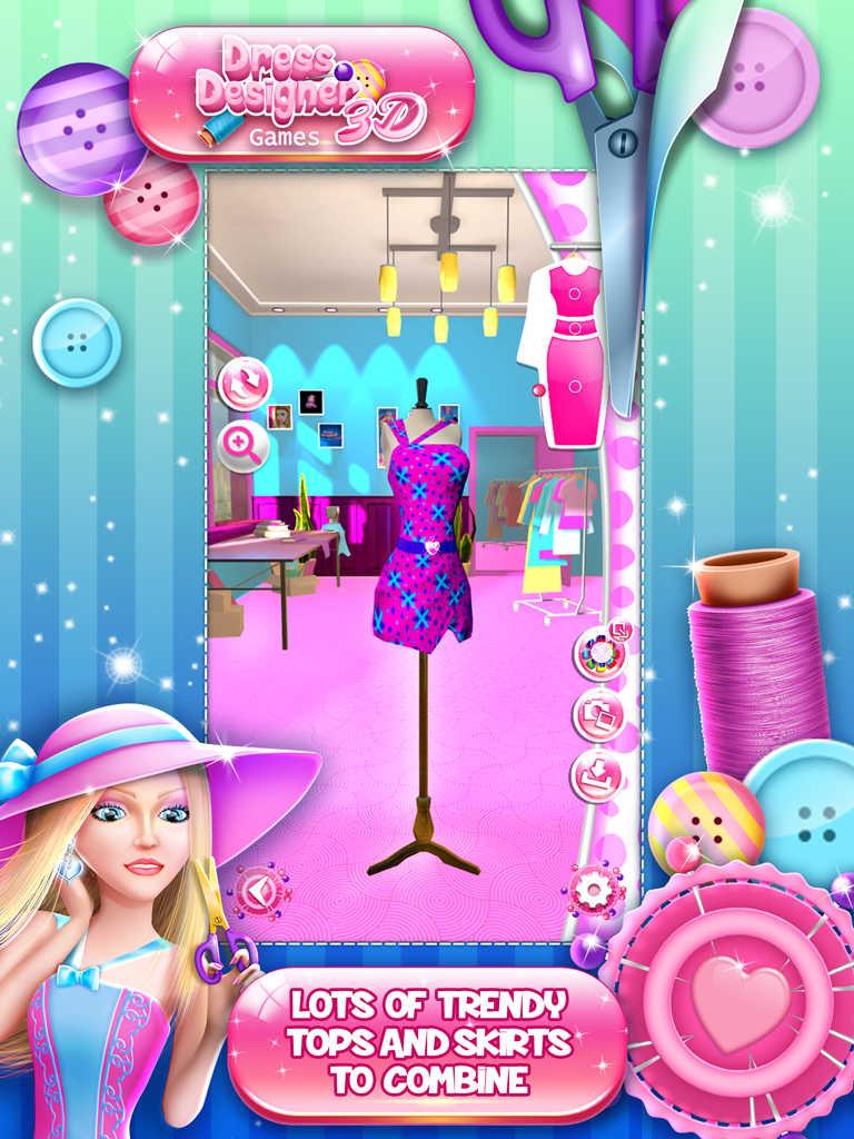 Игра модельер про дизайны одежды