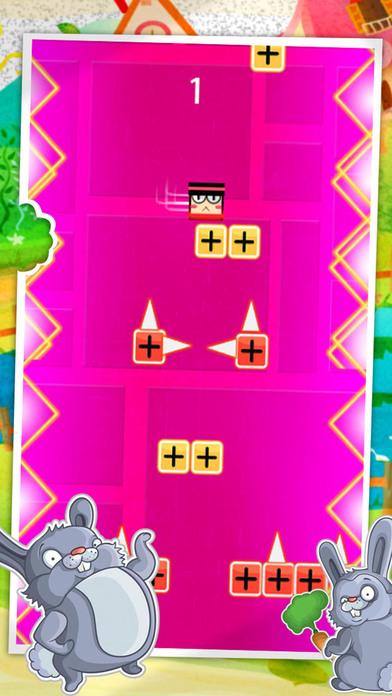 Hop Drop Ninja Ninjutsu War Screenshot