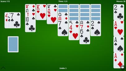 Screenshot 3 Solitaire Classic – Play klondike & Classics Card Games