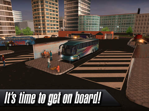Coach Bus Simulator Screenshots
